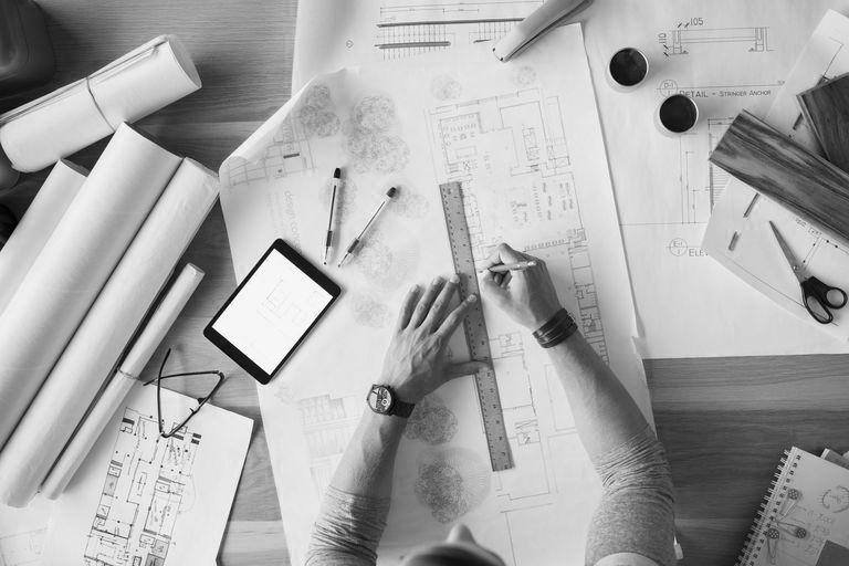Technologue en architecture intermédiaire